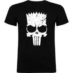 Camiseta de niño Calavera Bart