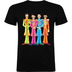 Camiseta de niño Beatles ilustración