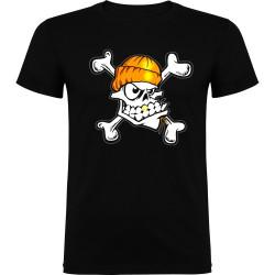 Camiseta de niño Calavera Hip Hop