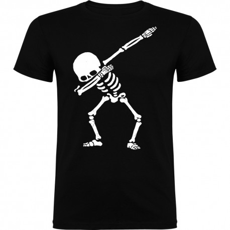 Camiseta de niño Calavera postureo