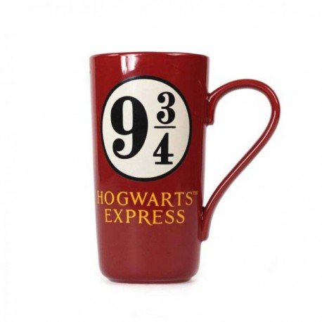 Harry Potter Taza Latte-Macchiato 9 3/4