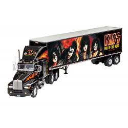 Kiss Maqueta 1/32 Tour Truck 55 cm
