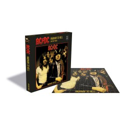 AC/DC Rock Saws Puzzle Highway To Hell (500 piezas)