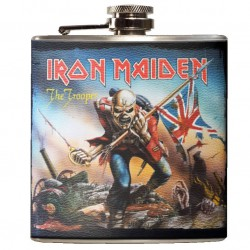 Iron Maiden Petaca The Trooper