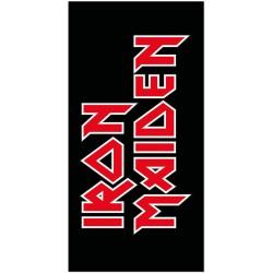 Iron Maiden Toalla Logo 150 x 75 cm