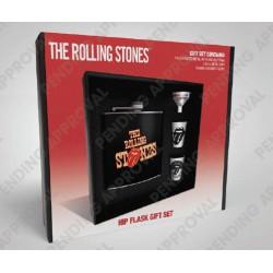 Rolling Stones Petaca Set Tongue