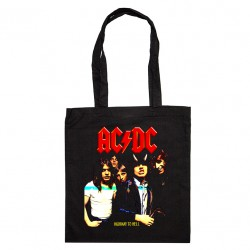 Tote Bag AC/DC Highway to hell