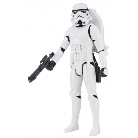 Star Wars Rogue One Figura Interactiva Imperial Stormtrooper 30 cm