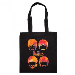 Tote Bag Beatles Caras