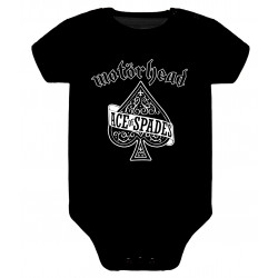 Body para bebé motorhead ace of spades