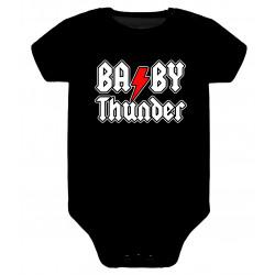 Body para bebé ACDC Baby Thunder