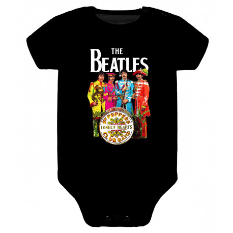 Body para bebé Baby Beatles Sgt. Pepper's