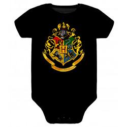 Body para bebé harry potter hodwars