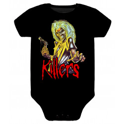 Body para bebé Iron Maiden Killers
