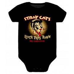 Body para bebé Stray Cats