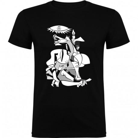 Camiseta Guernica Picasso