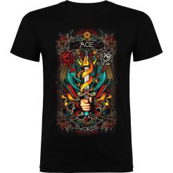 Camiseta Ace Swords