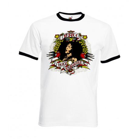 Camiseta Rory Gallagher Tattoo