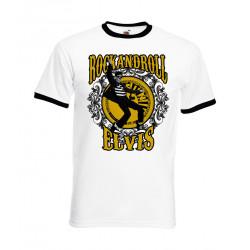 Camiseta Elvis Skull