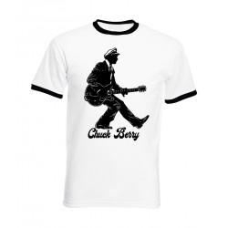 Camiseta Chuck Berry Silueta