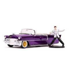 Elvis Presley Vehículo 1/24 Hollywood Rides 1956 Cadillac Eldorado con Figura