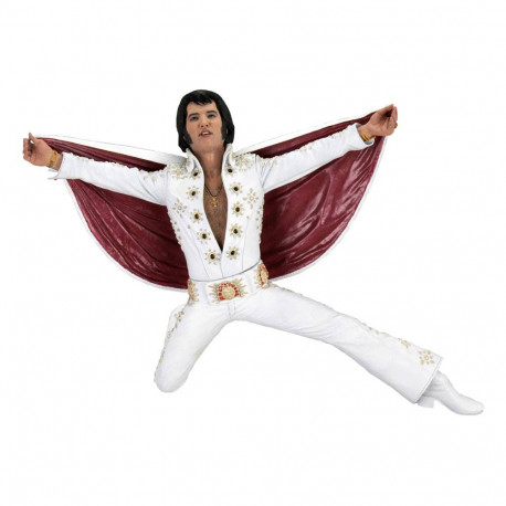Elvis Presley Figura Live in ´72 18 cm