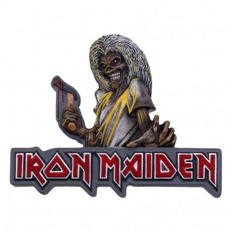 Iron Maiden Imán The Killers