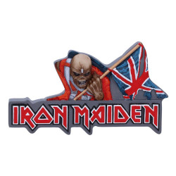 Iron Maiden Imán The Trooper