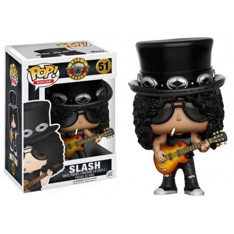 Guns N´ Roses POP! Rocks Vinyl Figura Slash 9 cm
