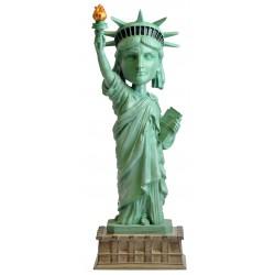 Estatua Libertad cabezón