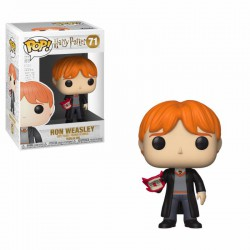 Harry Potter POP! Movies Vinyl Figura Ron with Howler