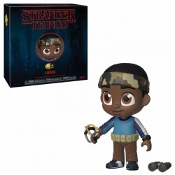 Stranger Things Figura Vinyl 5 Star Lucas