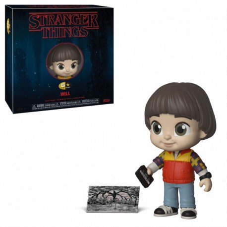 Stranger Things Figura Vinyl 5 Star Will 8 cm