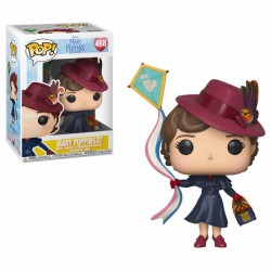 Mary Poppins 2018 POP! Disney Vinyl Figura Mary with Kite