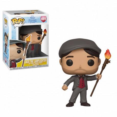 Mary Poppins 2018 POP! Disney Vinyl Figura Jack the Lamplighter