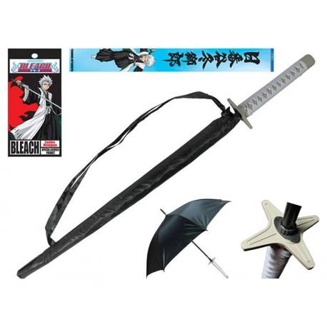 Bleach paraguas con mango de espada Toshiro Hitsugaya Hyorinmaru