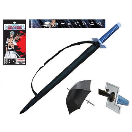Bleach paraguas con mango de espada Grimmjow Jaegerjaquez Pantera
