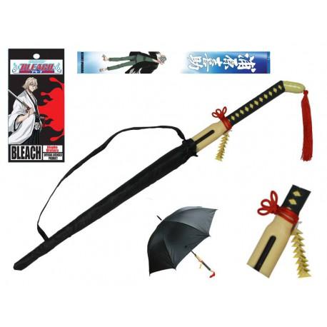 Bleach paraguas con mango de espada Kisuke Urahara Benihime