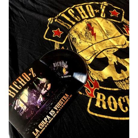 CD + Camiseta Bicho*Z