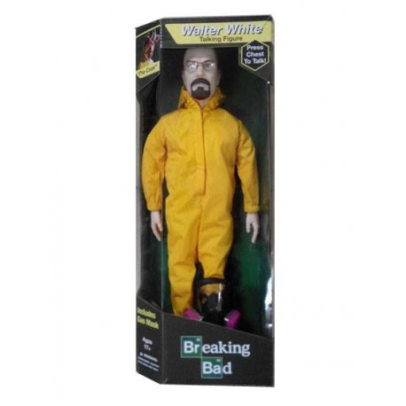Breaking Bad Muñeca Parlante Walter White The Cook 43 cm *Edición Inglés*