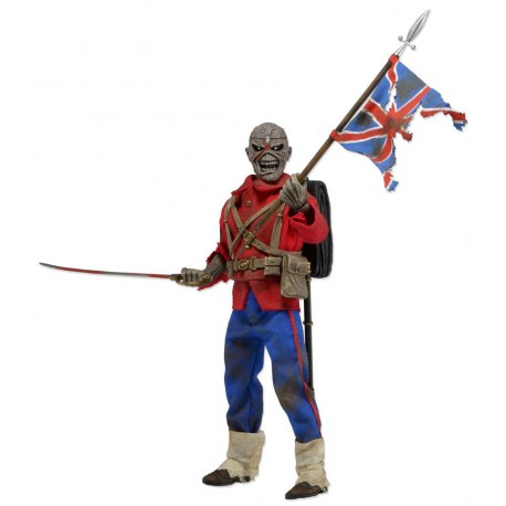 Iron Maiden Figura Retro Trooper Eddie