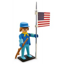 Playmobil Figura Vintage Collection El Soldado Americano