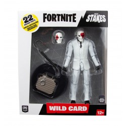 Fortnite Figura Wild Card Red