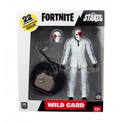 Fortnite Figura Wild Card Red