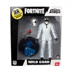 Fortnite Figura Wild Card Black