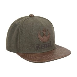Star Wars Gorra Snapback Rebel Patch Logo
