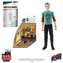 The Big Bang Theory Figura con Diorama Sheldon Riddler