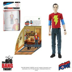 The Big Bang Theory Figura