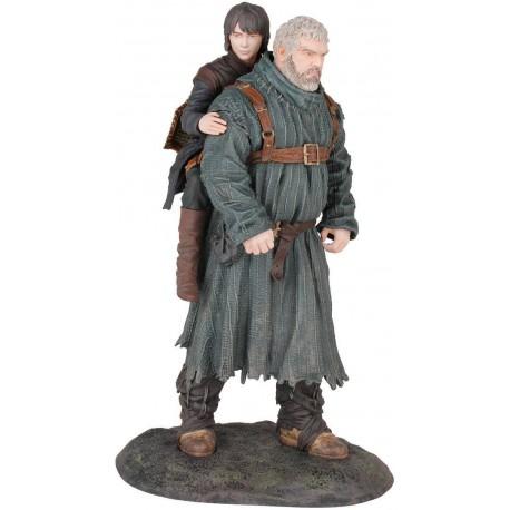 Juego de Tronos Estatua PVC Hodor & Bran