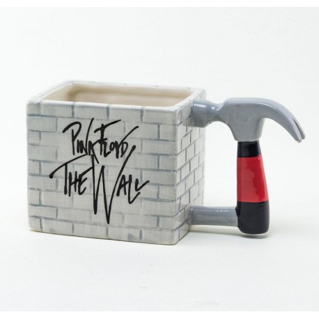Pink Floyd Taza 3D The Wall